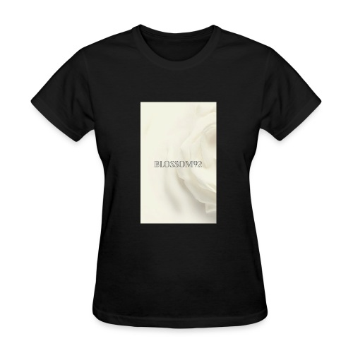 Blossom White - Women's T-Shirt
