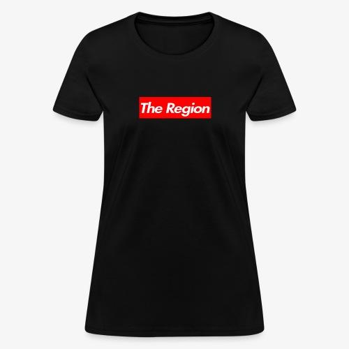 region - Women's T-Shirt