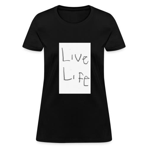 89146B8C DF35 447A A3CB 61A0C68A3F4A - Women's T-Shirt