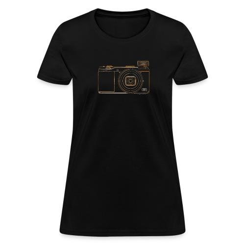 GAS - Ricoh GR - Women's T-Shirt