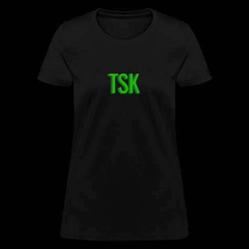Meget simpel TSK trøje - Women's T-Shirt