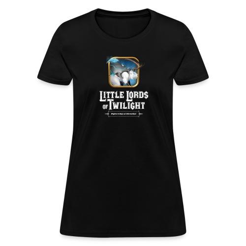 Little Lords of Twilight - White Beaver - Women's T-Shirt