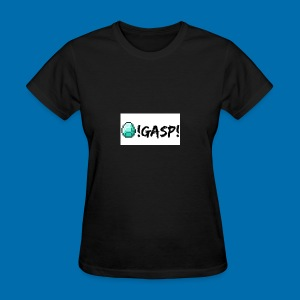 Diamond Gasp! - Women's T-Shirt