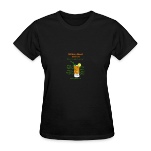 Schlong Island Iced Tea - Women's T-Shirt