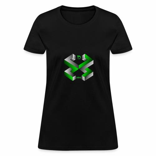Diseño Con Logo De Darkos256 - Women's T-Shirt