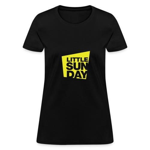 littleSUNDAY Official Logo - Women's T-Shirt