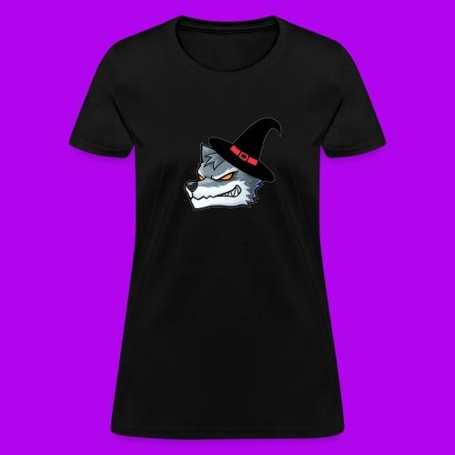 BEAST WOLF HALLOWEEN LOGO!! - Women's T-Shirt