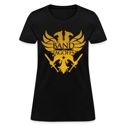 Band of Jagoffs logo - Women's T-Shirt