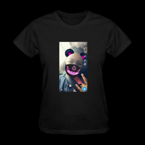 Zakearri and Shyteia - Women's T-Shirt