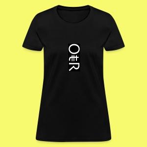 OntheReal coal - Women's T-Shirt