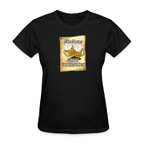 beber tomar - Women's T-Shirt