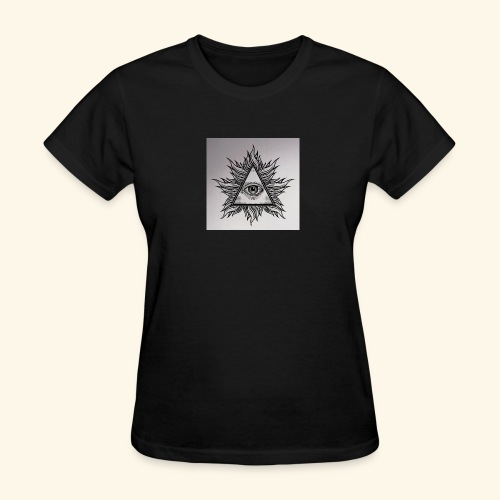 The all-seeing eye - Women's T-Shirt