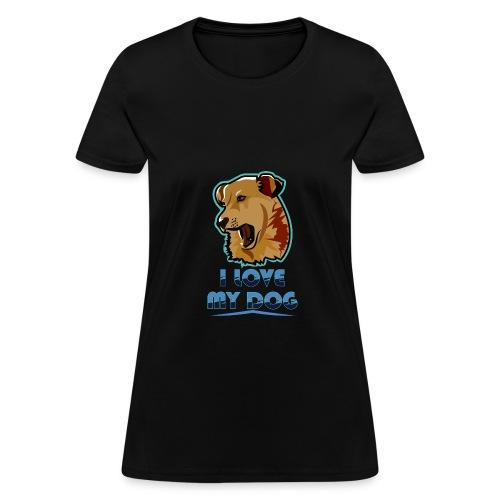 new T-shirt dog - Women's T-Shirt