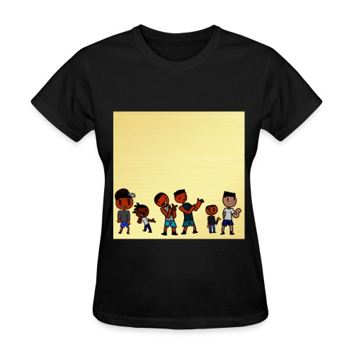 J squad golden legacy - Women's T-Shirt