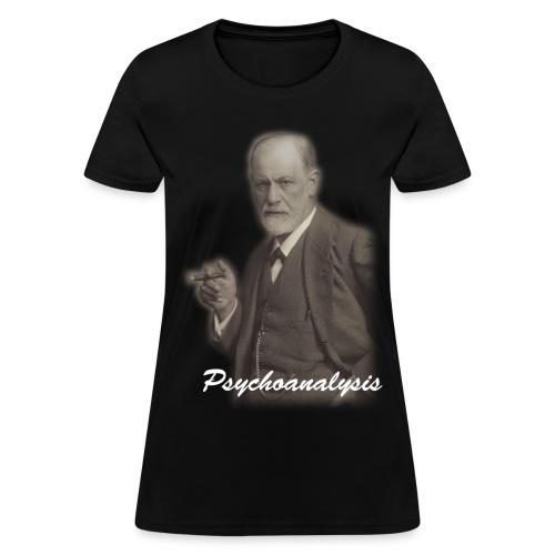 Sigmund Freud 2 - Women's T-Shirt