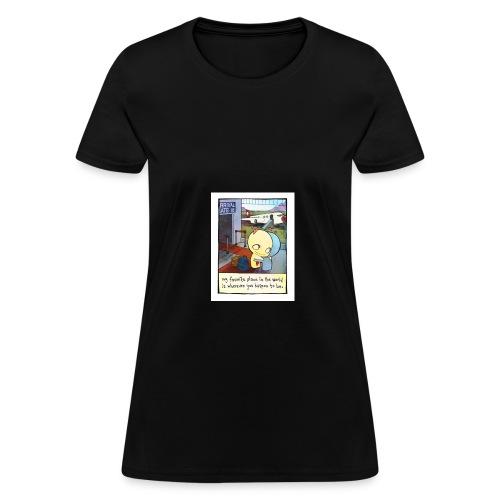 Emo/Pon and zi - Women's T-Shirt