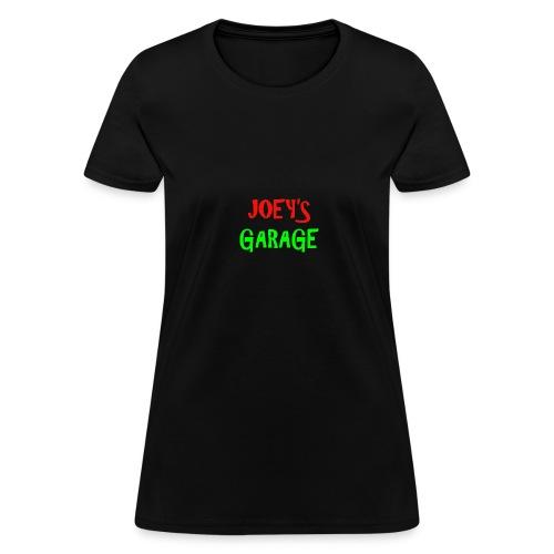 Joey s Garage Shirt - Women's T-Shirt