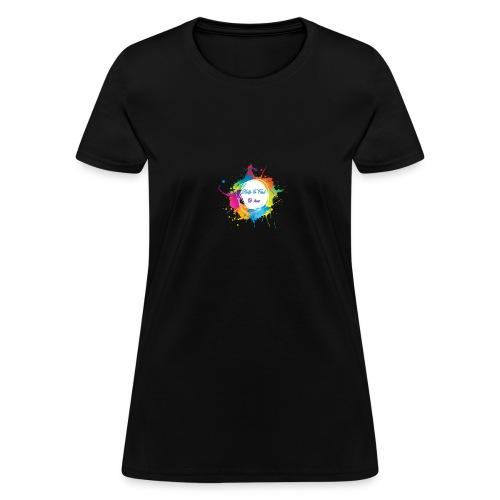 Help To Find - Be true - Women's T-Shirt
