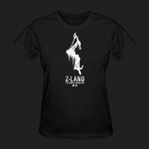 Z-LAND Infected - Women's T-Shirt