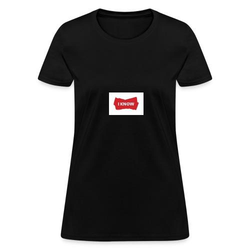 think advance - Women's T-Shirt