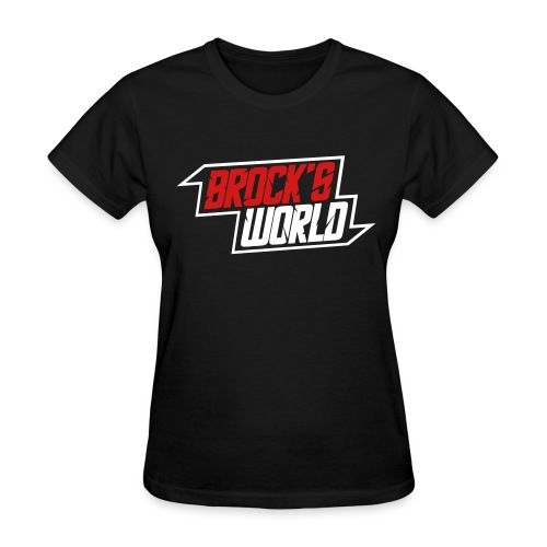 Brock's World - Women's T-Shirt