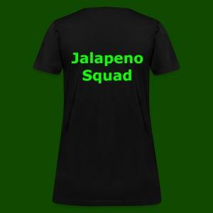 Jalapeno Squad Shirts And Hoodies - Women's T-Shirt