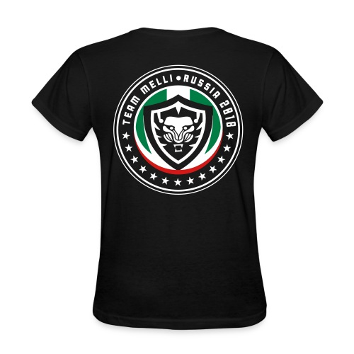 Team Melli Immortals - Women's T-Shirt