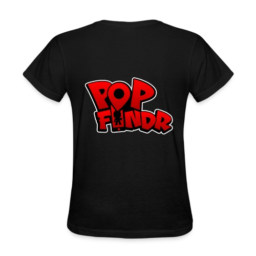 Official PopFindr Apparel - Women's T-Shirt