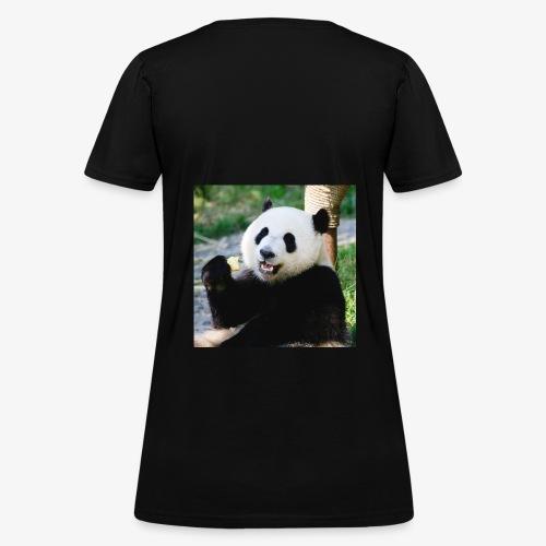 Panda Bear - Women's T-Shirt