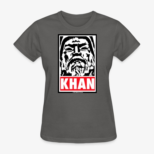 Obedient Khan - Women's T-Shirt