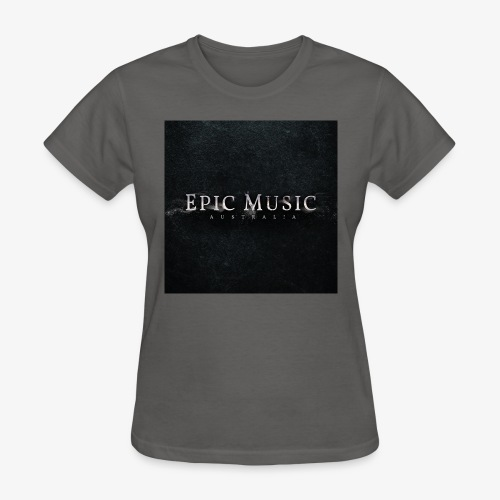 Epic Music Australia Logo - Women's T-Shirt