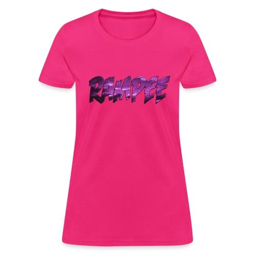 Purple Cloud Rampee - Women's T-Shirt