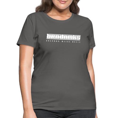 Brandon Meeks Music Logo - Women's T-Shirt