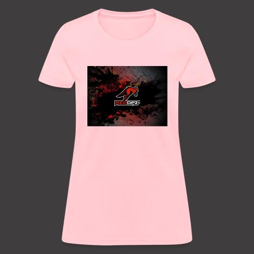 RedOpz Splatter - Women's T-Shirt