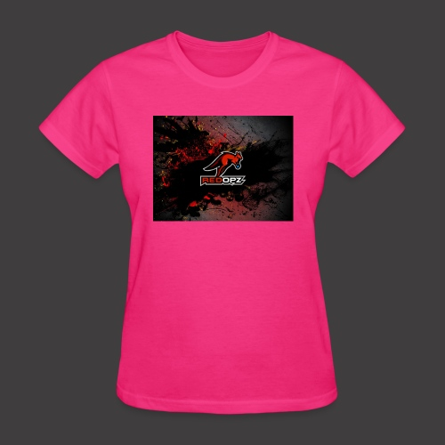 RedOpz Splatter - Women's T-Shirt