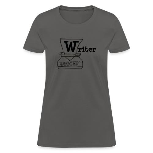 Writer Logo Black - Women's T-Shirt