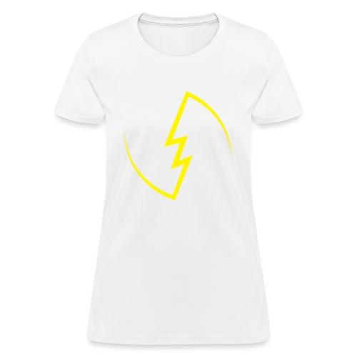 Electric Spark - Women's T-Shirt