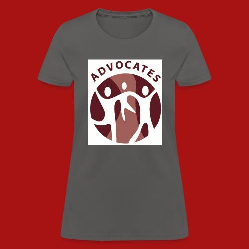 Advocates Logo VECTOR - Women's T-Shirt