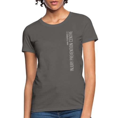 IPC Name Web Vert OnDark - Women's T-Shirt
