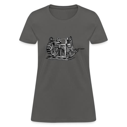 Big Machine - Women's T-Shirt