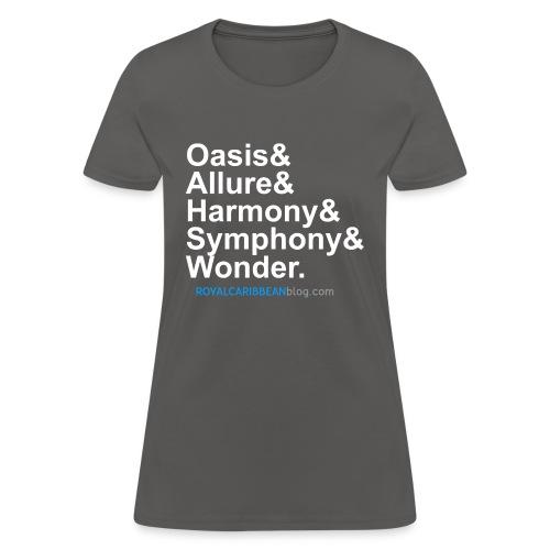 Oasis Class Shirt - Women's T-Shirt
