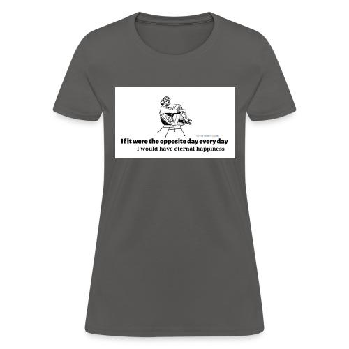 Eternal happiness - Women's T-Shirt