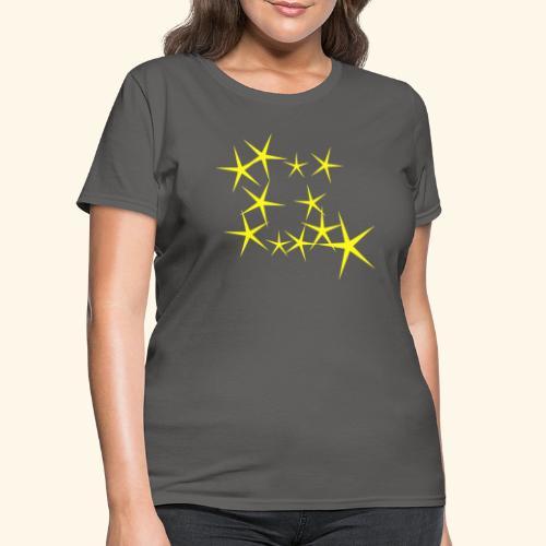 bright stars - Women's T-Shirt