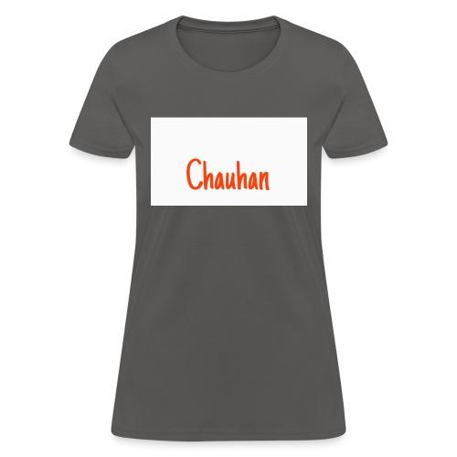Chauhan - Women's T-Shirt