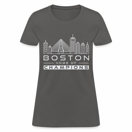 Boston - Women's T-Shirt