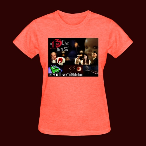 The 13th Doll Cast and Puzzles - Women's T-Shirt
