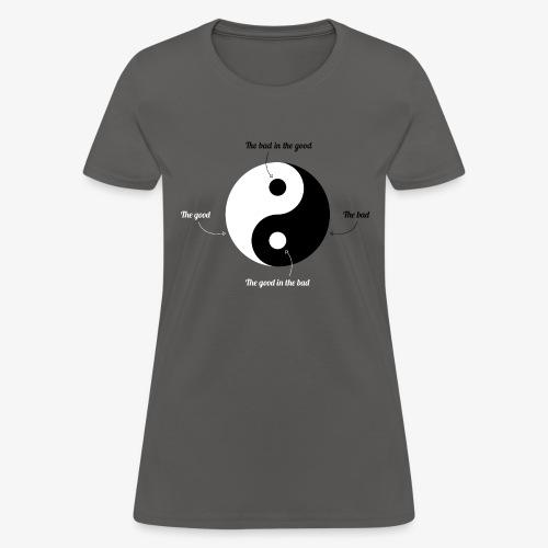 Ying-Yang - Women's T-Shirt