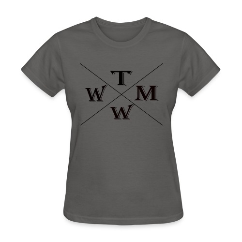 304280864 1023746067 TMWW the star to be - Women's T-Shirt