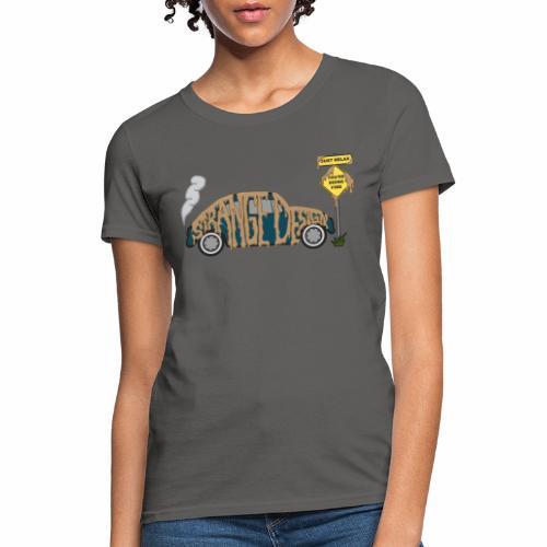 Strange Design - Women's T-Shirt