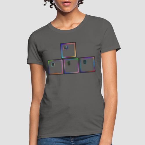 WASD - Women's T-Shirt